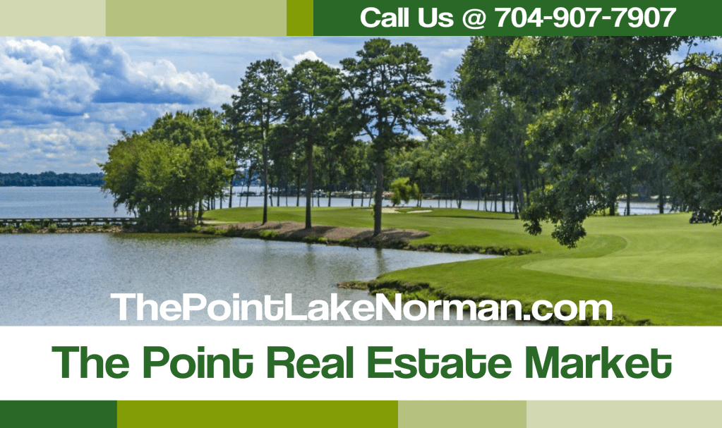 The Point Lake Norman Real Estate